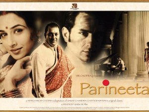 Parineeta Updated: Vidya, Saif and Sanju