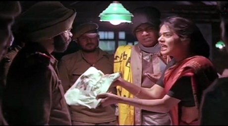 Roja Rescues Her Man