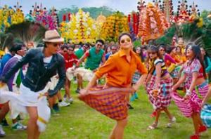 Chennai-Express Outfits
