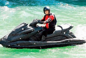 Jet Ski Transformer