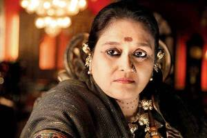 Supriya Pathak as the don in Ram-Leela