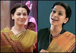 Juhi Chawla the Villainess