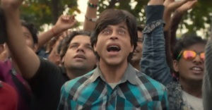 Gaurav in the Crowd